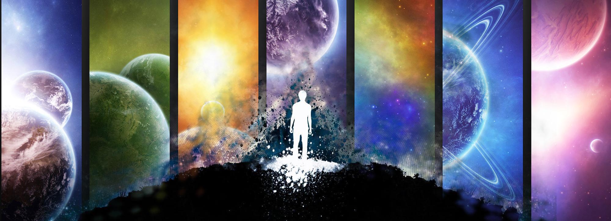 Духовный мир и материальный мир