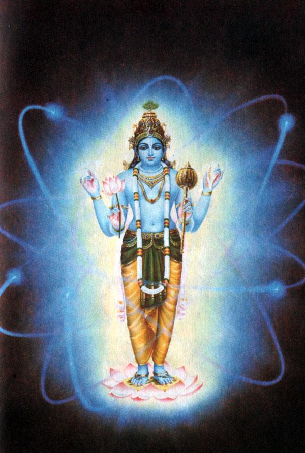 Параматма - Господь в сердце