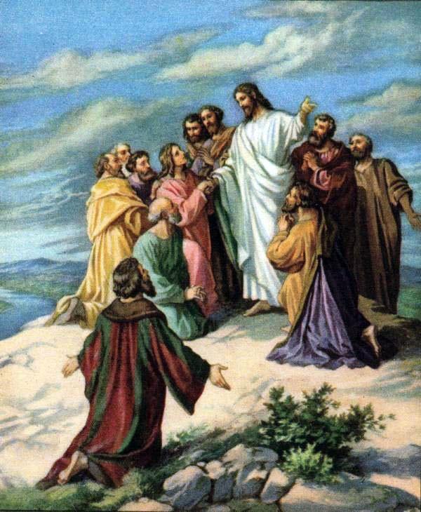 Возвращение Иисуса