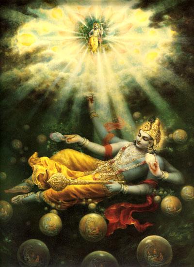 Кришна, Говинда, — верховный властелин
