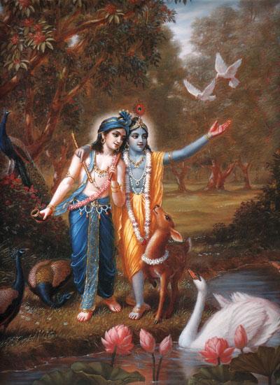 Кришна и Баларама