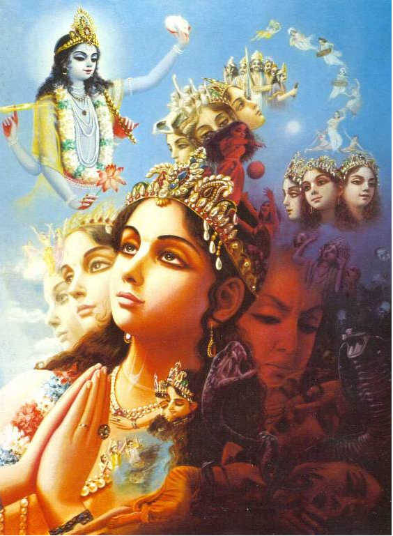 Кришна – отец всех живых существ