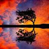 3. Искажённое отражение