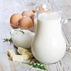 Можно ли есть лактопродукты и яйца?